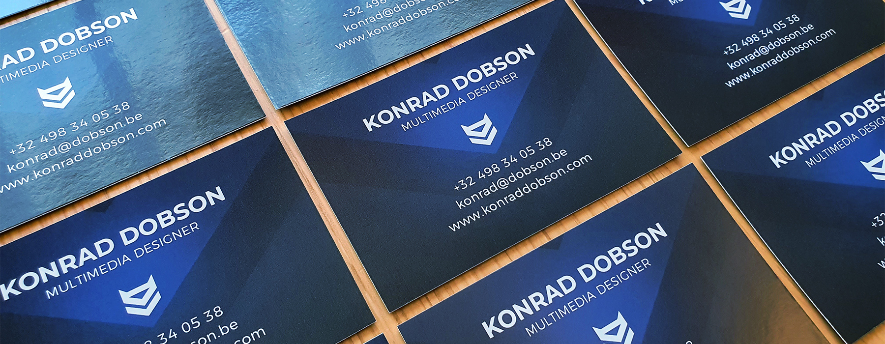 Business Cards Contact Details