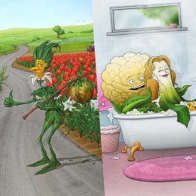 Syngenta Illustrations Thumbnail