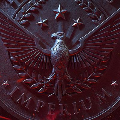 Imperium Emblem 3D Illustration Final Render