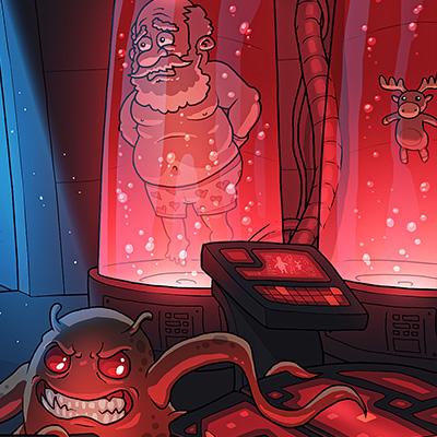 Christmas Illustration 2018